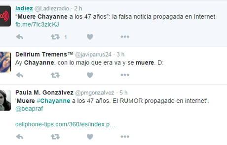 """""""Muere Chayanne a los 47 años"""": el rumor propagado en las redes sociales"""