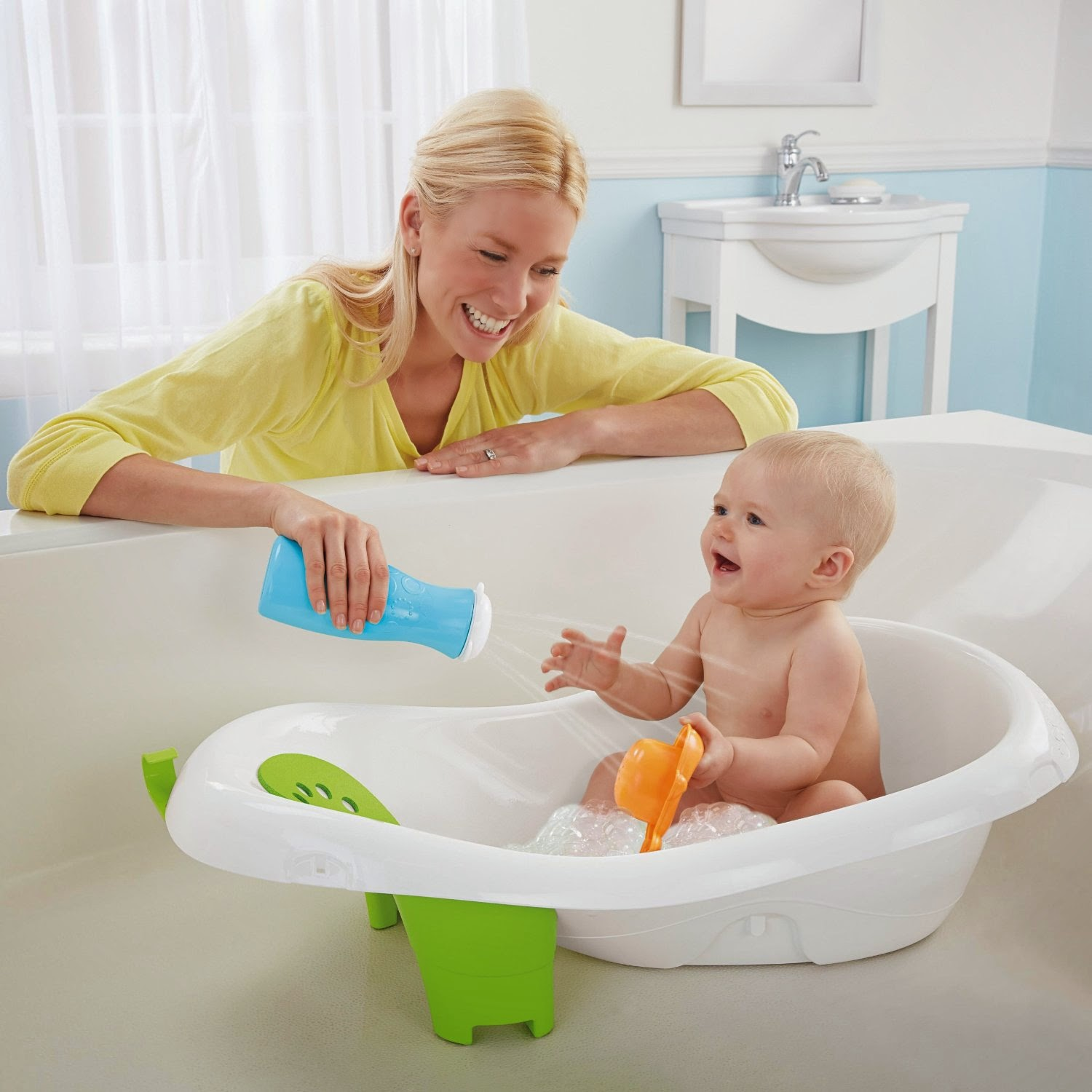 a secret world for all fisher price 4 in 1 sling n seat tub. Black Bedroom Furniture Sets. Home Design Ideas
