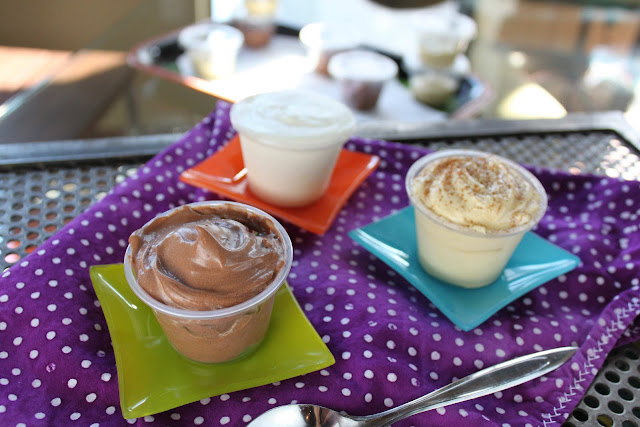 Fat and Happy Blog: Boozy Pudding Shots
