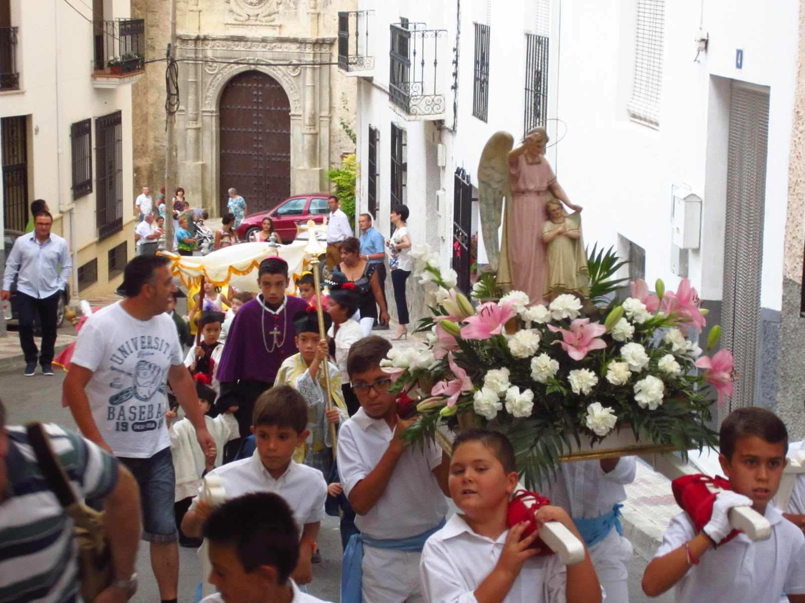 Solteros catolicos sant mateu