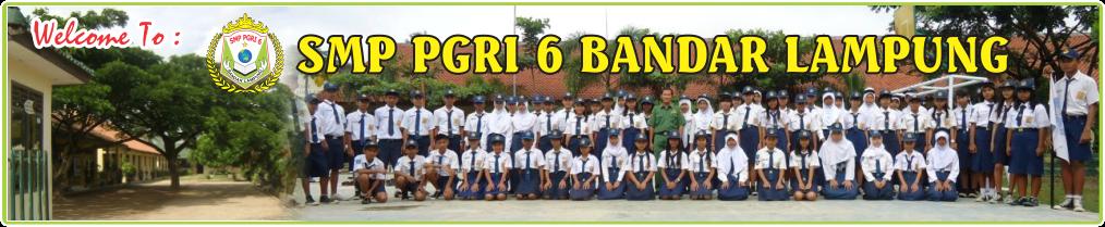 SMP PGRI 6 Bandar Lampung