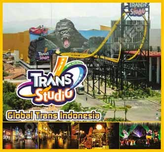 Wisata Trans Studio Bandung Murah