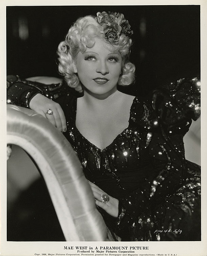 mae west pronunciation