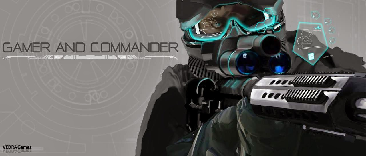 Gamer and Commander