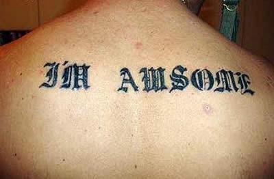 Funny Tattoos