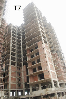 Amrapali La Residentia :: Construction Update t7