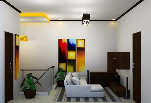 Ruang tamu kecil ask home design for Design apartment kecil