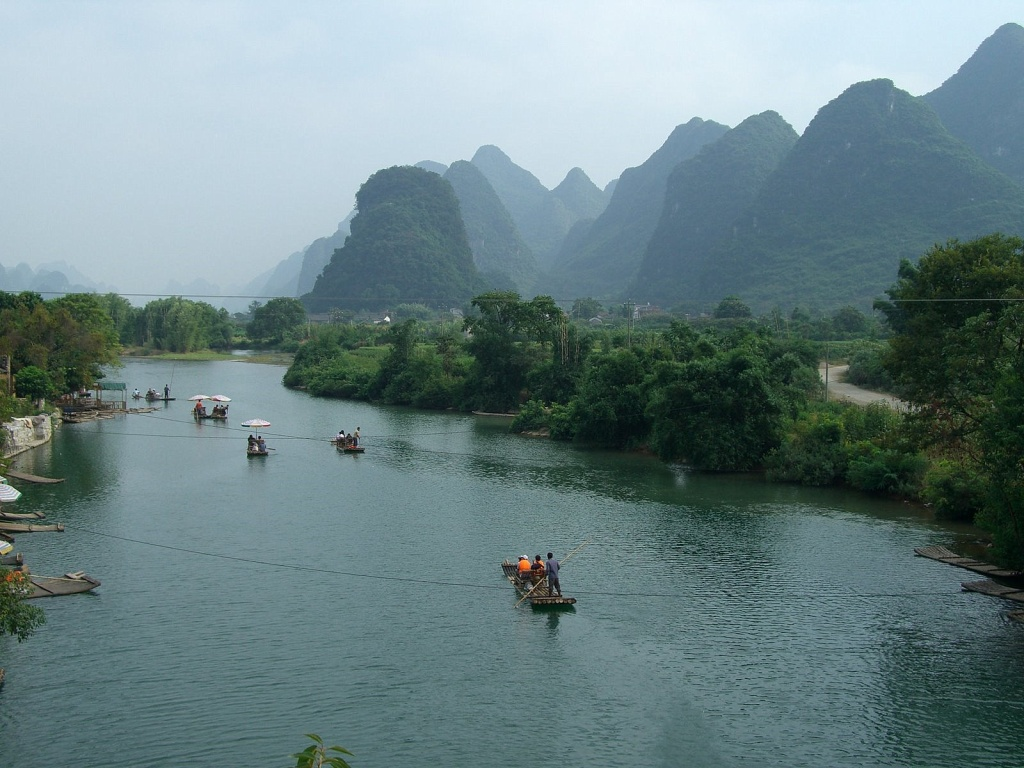 Guilin China  city photos gallery : Guilin China ~ travel my blog