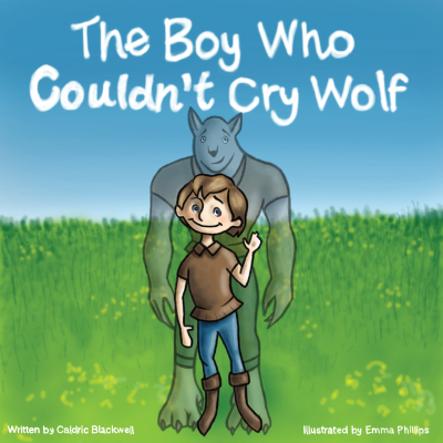 caldric, boy who couldn't cry, picture book, werewolf book, wolf picture book, free kindle picture book