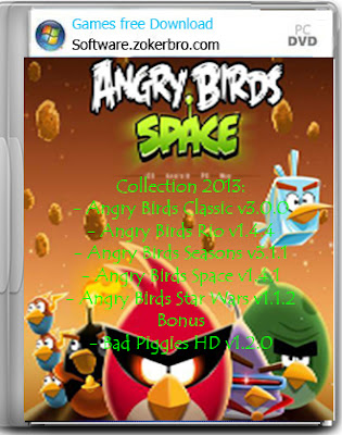 Angry Birds Ultimate Collection 2013 Pc Games Full Version