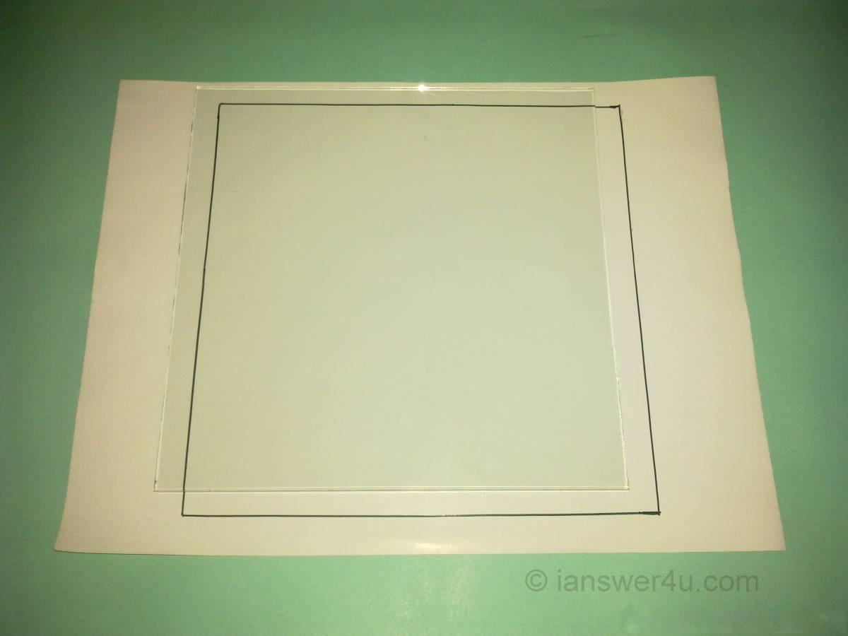 How to make a glass painting i answer 4 u for How do i paint glass