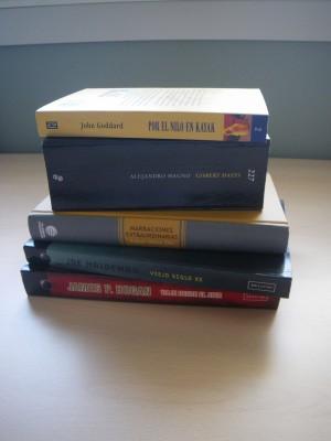 Libros de la Feria del Libro Antiguo y de Ocasión