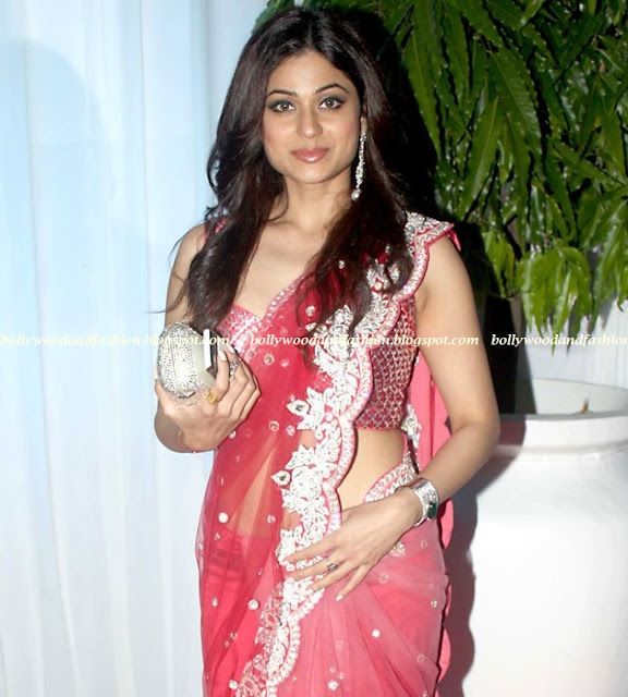 Shamita Shetty - Esha's wedding