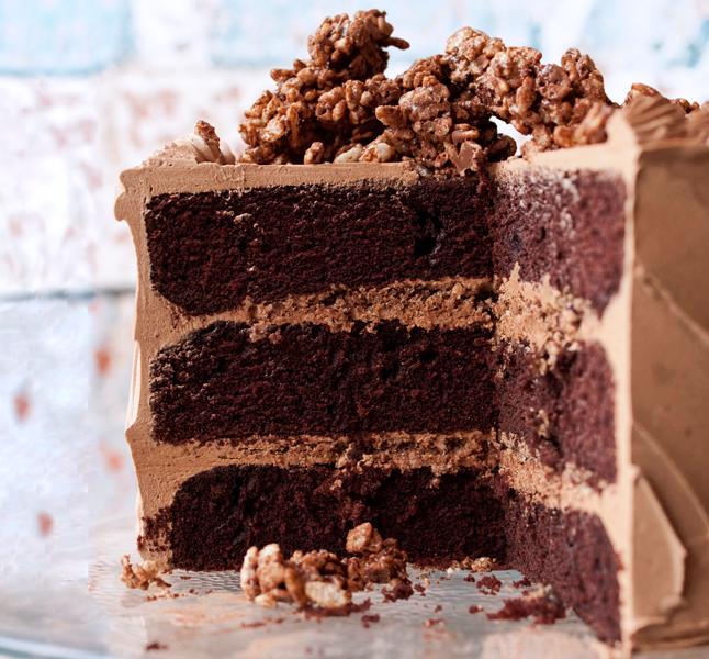 Bon Appetit Devil S Food Cake