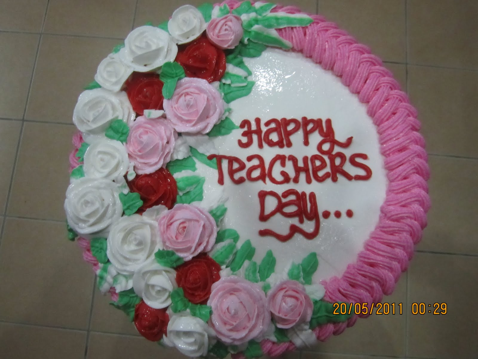~welcome to crazy cake enterprise~: happy teachers day ...
