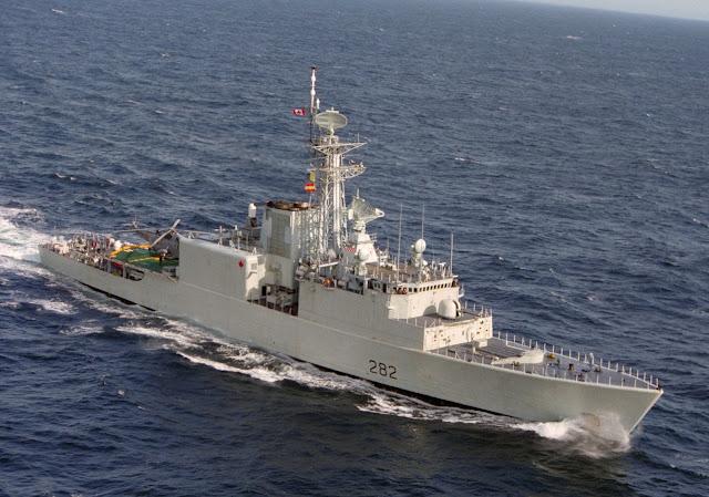 HMCS Athabaskan (DDG 282)