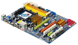 Fungsi Motherboard, Pengertian dan Komponen Motherboard