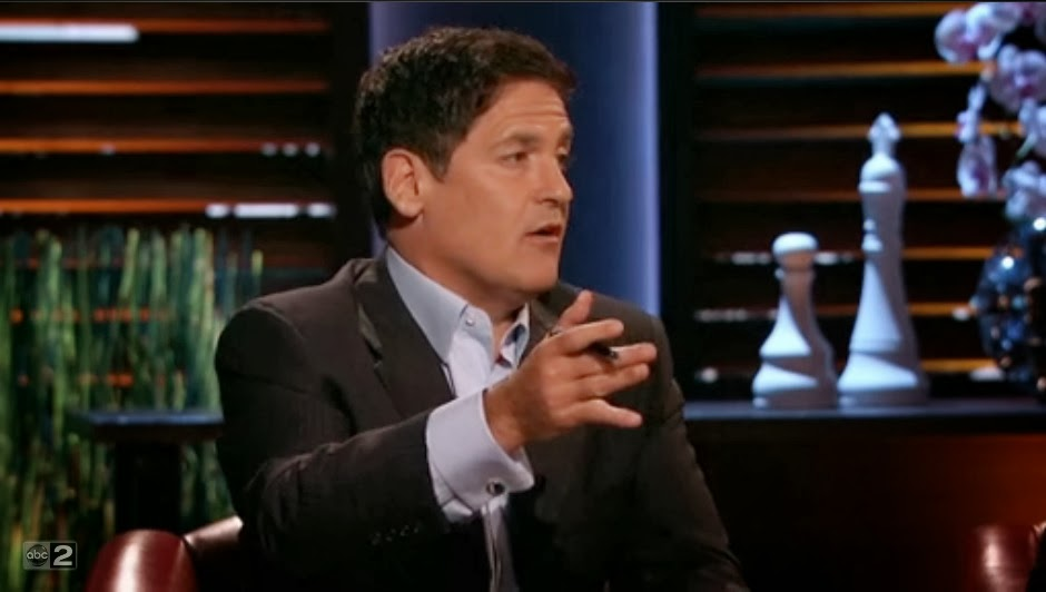 shark tank blog mark cuban