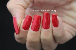 KIKO Power Pro Nail Lacquer - 13 Red