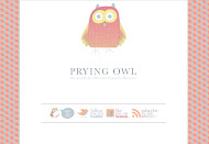 PRYING OWL