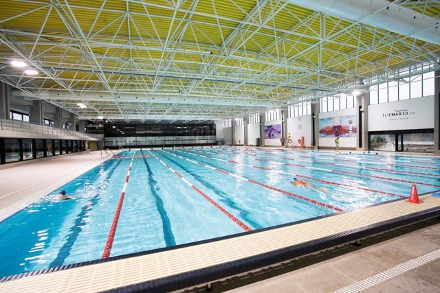 Ntc natacion canaria campeonato de espa a alev n cr nica primera jornada - Piscina olimpica castellon ...