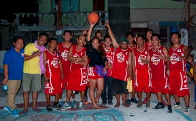 Basketball champions, Malapascua Exotic sports fest 2015