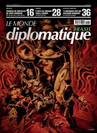 Le Monde Diplomatique: Edição de Novembro de 2018