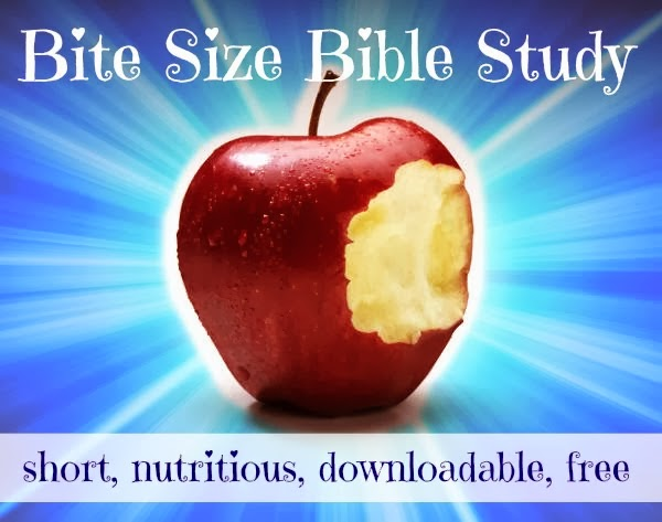 Check out my Bible Study Site