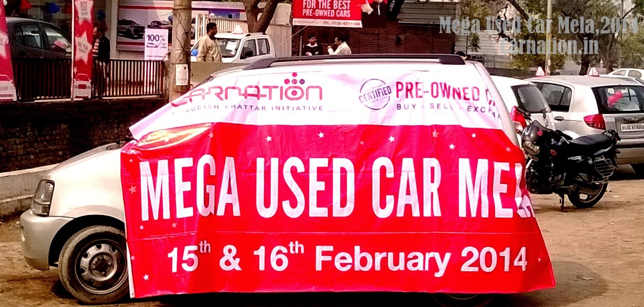 Carnation Auto Blog India S Largest Used Car Mela Concluded Successfully