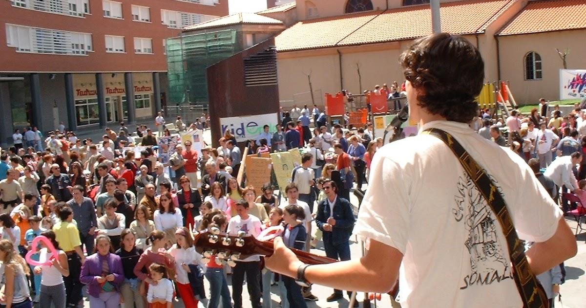 Barakaldo digital cruces celebra sus fiestas este fin de for Eventos en barcelona este fin de semana