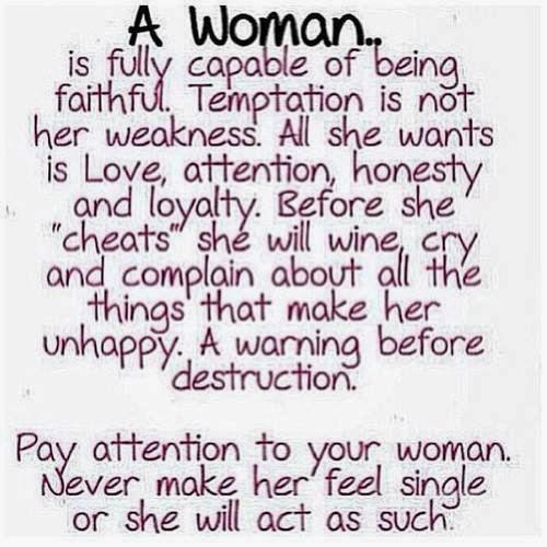 women when relationship