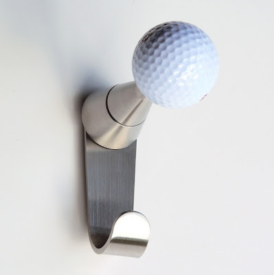 Insilvis GOLF +, coat hook
