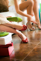 ¿Zapatos chatos o con tacos?