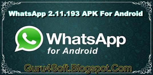 whatsapp apk android 5.0.1