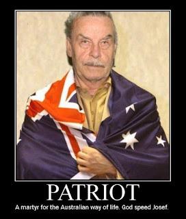 joseph fritzl australia