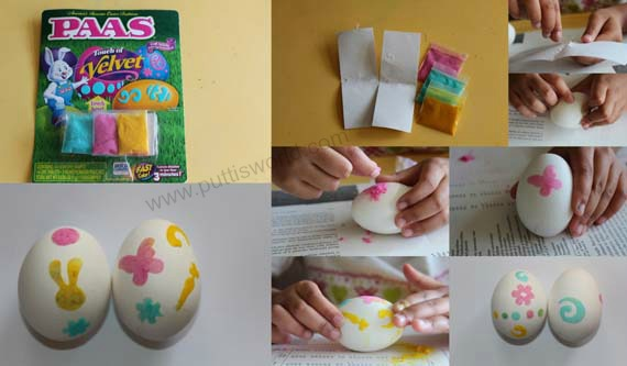 3 Easy Ways to Decorate Easter Eggs