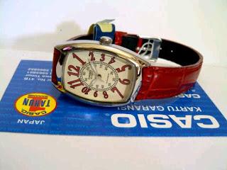 jam tangan casio original cewek
