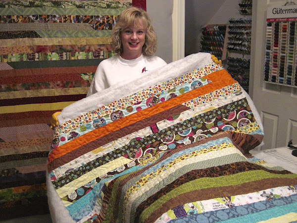 FNSI - Jelly Roll Quilting