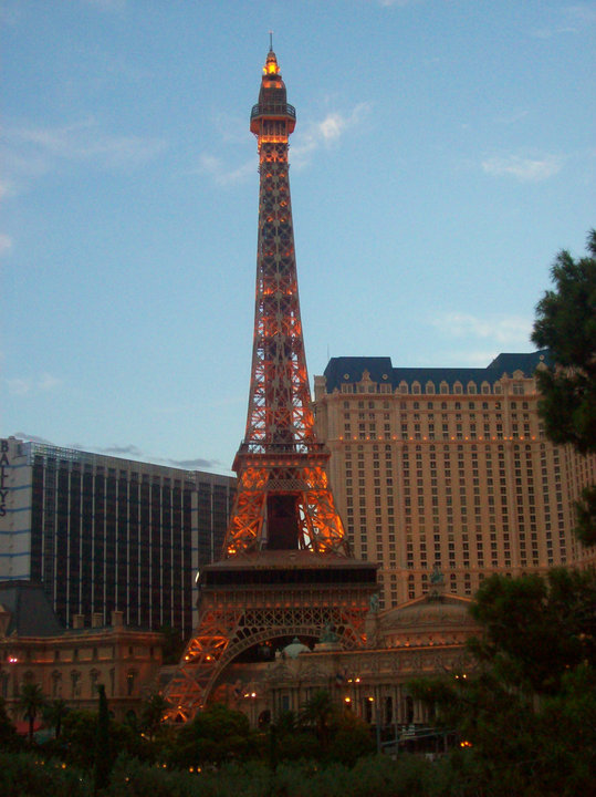 Paris Taken by my BFF