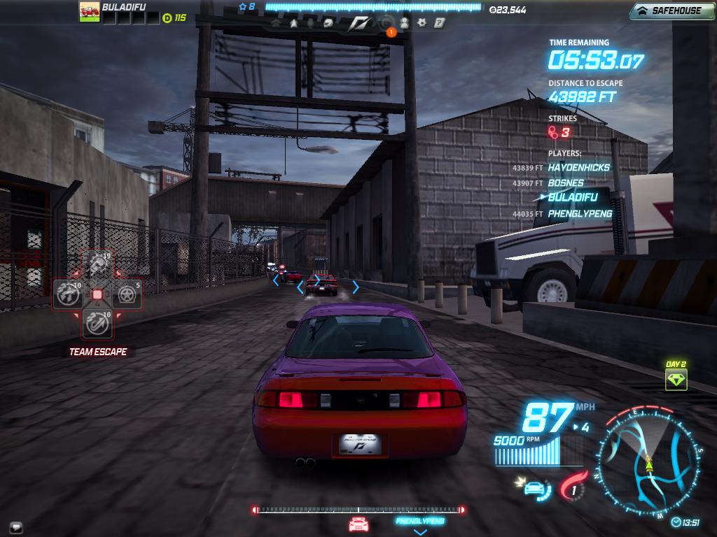 Need for speed world part two all you need to know about games need for speed world team escape gumiabroncs Images