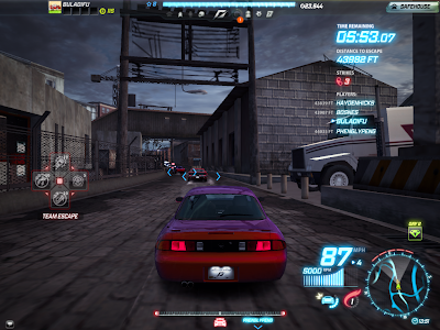 Need For Speed World - Team Escape