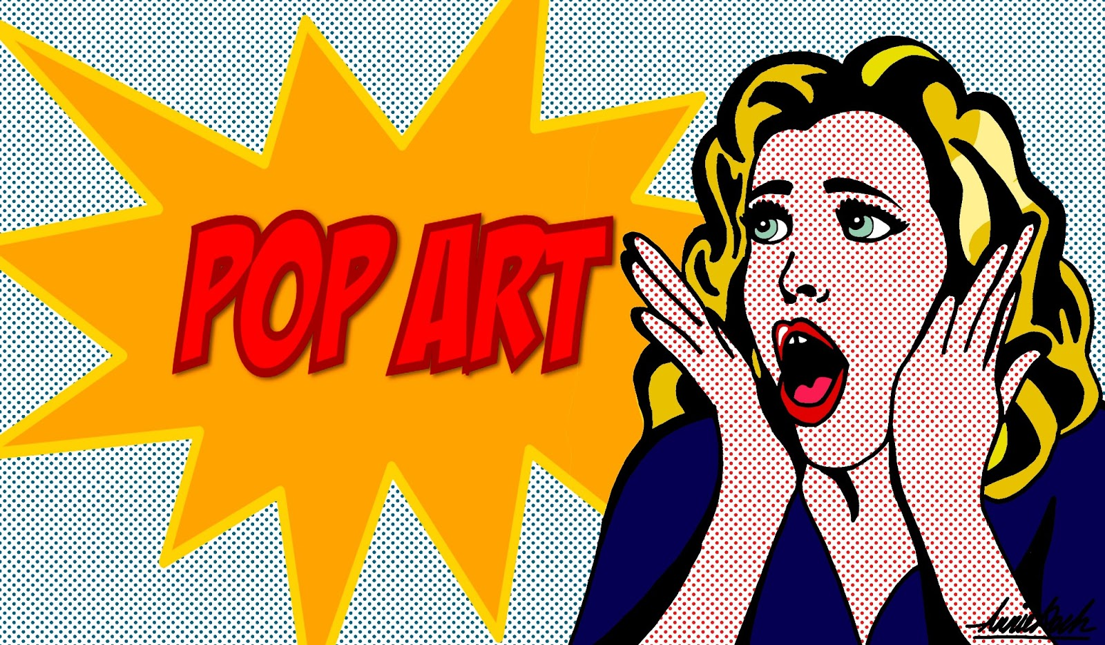 Chatos Pintores: POP ART
