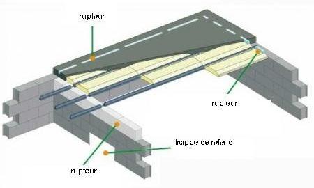 Notre auto construction passive maison ossature bois m o b description de notre vide - Vide sanitaire maison passive ...