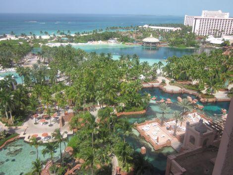 bahamas vacation versus mexico vacation with hair