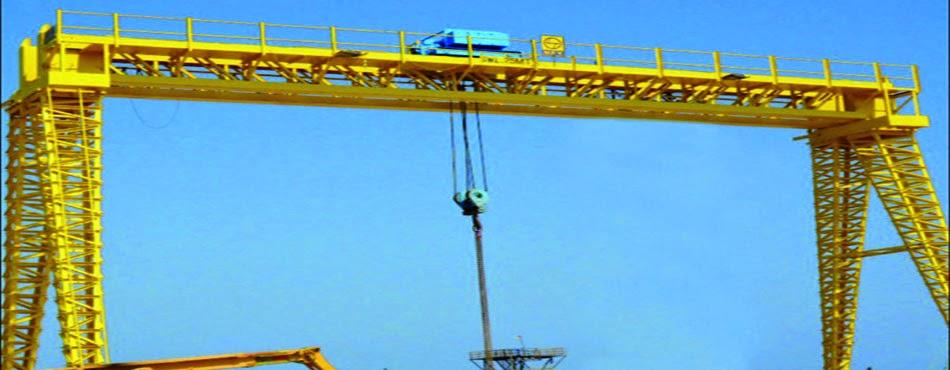 santo gantry crane