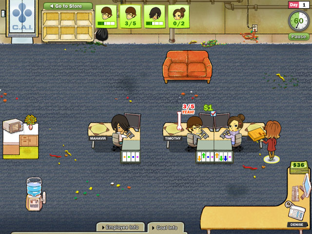 Miss Management PC Game Download