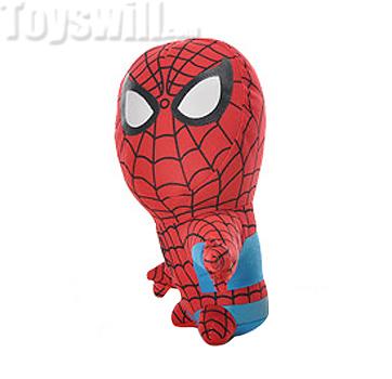 """Spiderman Spider Man Super Deformed 7/"""" Plush Toy"""