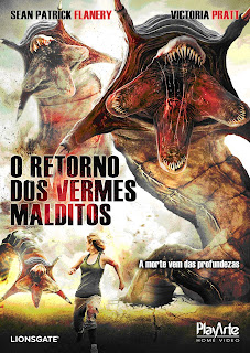 O Retorno dos Vermes Malditos Dublado 2011