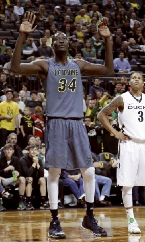NBA Draft Room Mamadou Ndiaye NBA Draft Scouting Report