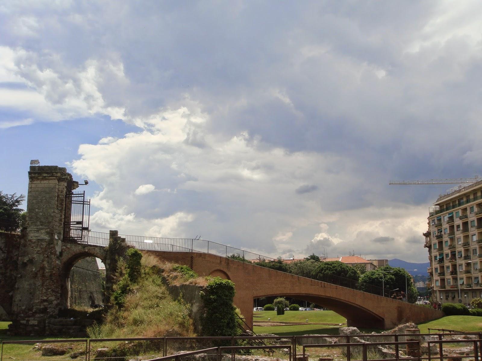 Priamar Castle Savona